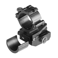 Drop shipping Tactical picatinny scope mount 30mm elevation adjustable scope mount