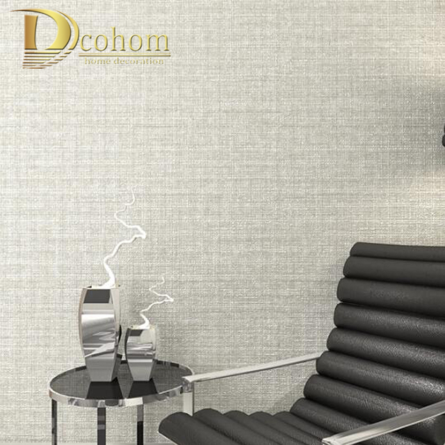 simple moderna textura d papel tapiz para la decoracin de paredes acogedor rosa gris color slido hogar rollos de papel de pared para la sala de estar