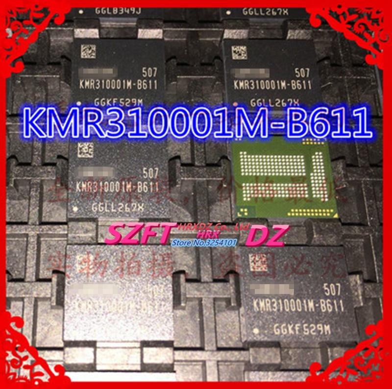SZFTHRXDZ 100% new original KMR310001M-B611 BGA KMR310001M B611 szfthrxdz 100% new original kmi2u000ma b800 bga kmi2u000ma b800