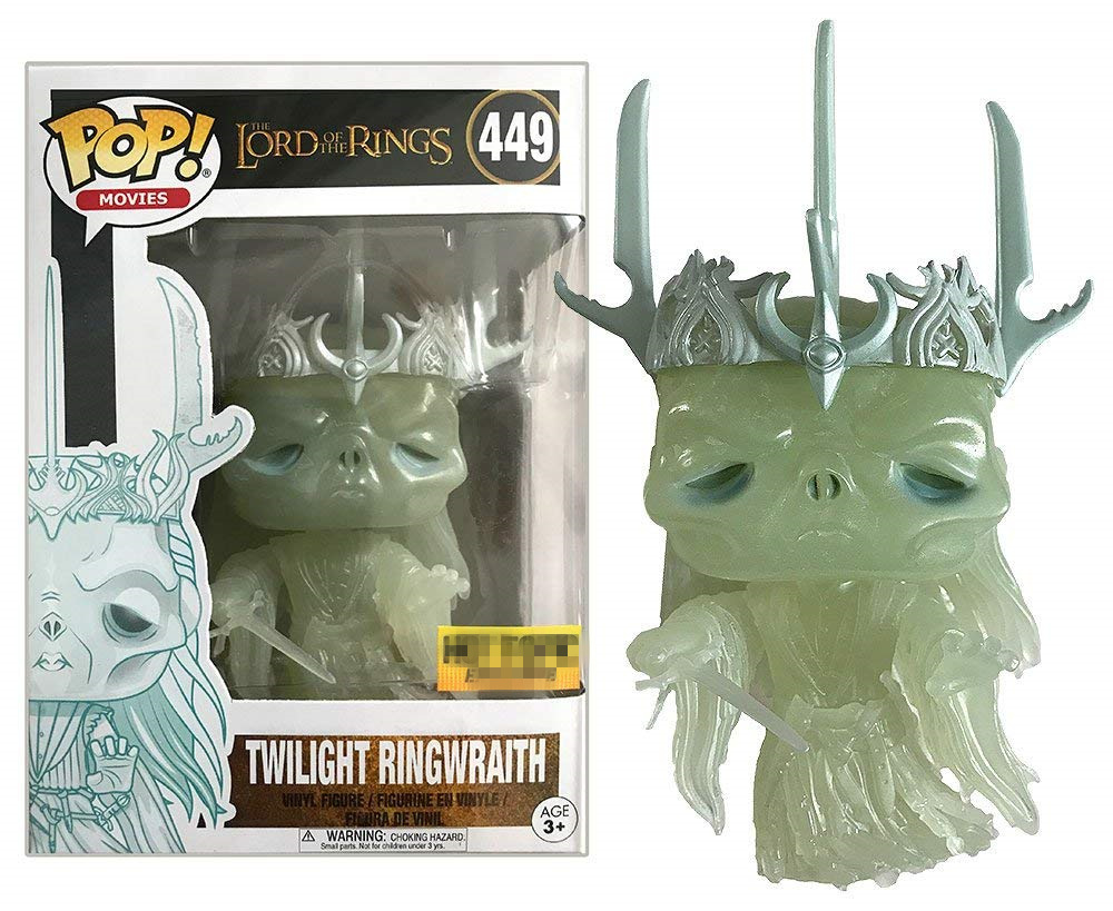 Exclusive Funko pop Official Movies: Lord of the Rings