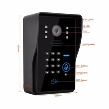 720P Wifi Wireless Video Door