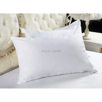 Size 50x70cm One Pair Tencel Waterproof Allerzip Pillow Protector Pillowcase For Bed Bug and Bed Wetting