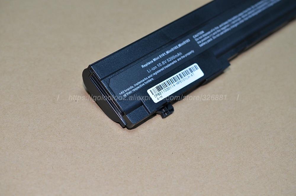 Baterias de Laptop mini 5101 5102 5103 golooloo Capacidade de Bateria : 4001 - 5000 MAH