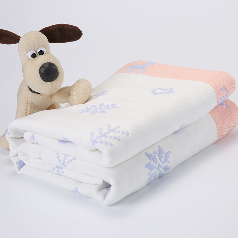 Baby blankets 2017 new thicken six layer gauze infant swaddle bebe envelope stroller wrap for newborns baby bedding blanket