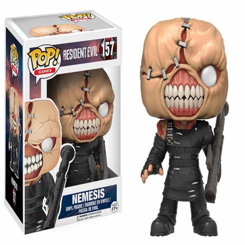 resident evil nemesis action figure