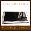 Original New Quality A1465 Full LCD Screen Assembly For Apple Macbook Air 11'' 2012 Year Replacement