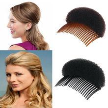 Women Ladies Elegant Bouffant Princess Hairstyle Bump It Up Volume Hair Boost