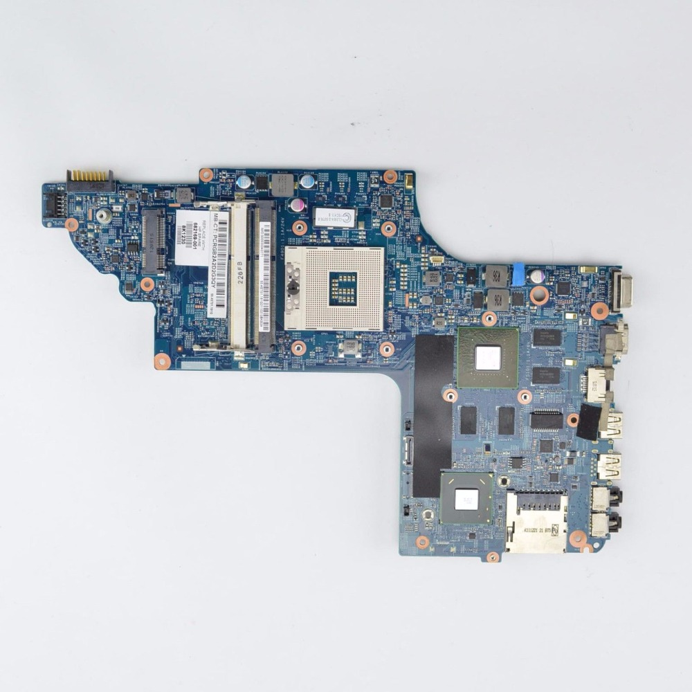 ФОТО 682169-001 GT630M Videocard 1G For HP DV6 DV6-7000 laptop motherboard 48.4ST10.031 100% 682169-501 Tested Free Shipping