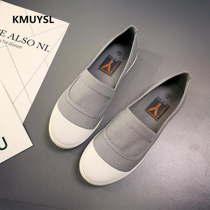 2017 Korean fashion small white shoes new flat casual casual color shallow mouth womens shoes with canvas shoes2017 Korean fashion small white shoes new flat casual casual color shallow mouth womens shoes with canvas shoes
