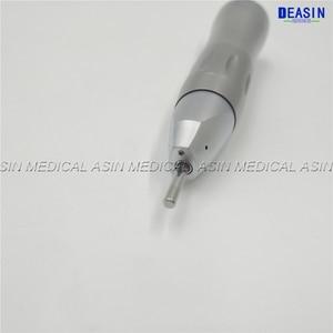 Image 4 - 1 pcs x Dental Fiber Optical LED  Contra Angle / straight handpiece Low Speed Handpiece 1:5  1:1 20:1  Deasin