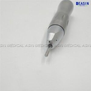 Image 4 - 1 sztuk x Dental Fiber dioda optyczna kątnica/prosto rękojeść niska prędkość 1:5 1:1 20:1 Deasin
