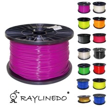 Purple color 1Kilo/2.2Lb Quality PLA 3.00mm 3D Printer Filament 3D Printing Pen Materials