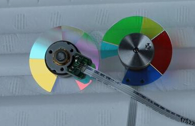 100% New Projector Color Wheel For OPTOMA hd703 projector color wheel for optoma dm13 dm15