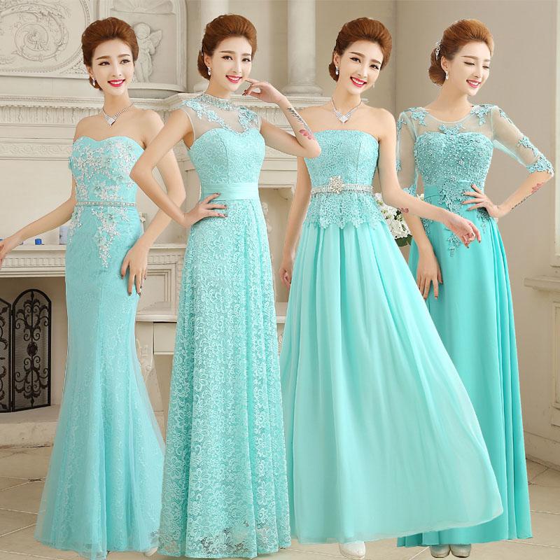 Emejing Mint Green Dresses For Wedding Photos - Styles & Ideas 2018 ...