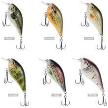 Crankbait with Lifelike Finnish M75