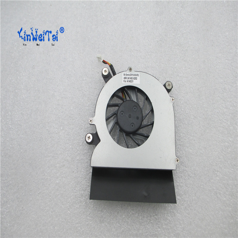 FOR SUNON MF60070V1-C070-G99 CPU Cooling Fan FOR HASEE A400-D52 D1 A400-D52S D1 D2 CPU Cooling Fan free shipping laptop cpu cooling fan for apple sunon dc12v 2 7w b1206phv1 a 13 ms b1577 f gn all in one cooling fan