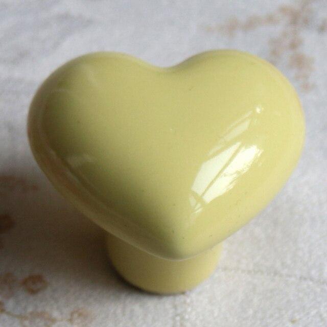 Bambini nursery pomelli dei cassetti in ceramica bella a forma di ...