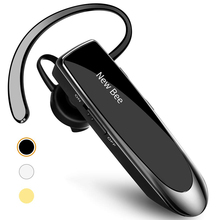 цена на 2 Pack pfBluetooth Wireless Handsfree Headset 24 Hrs Driving Headset 60 Days Standby Time with Noise Cancelling Mic Headset Case