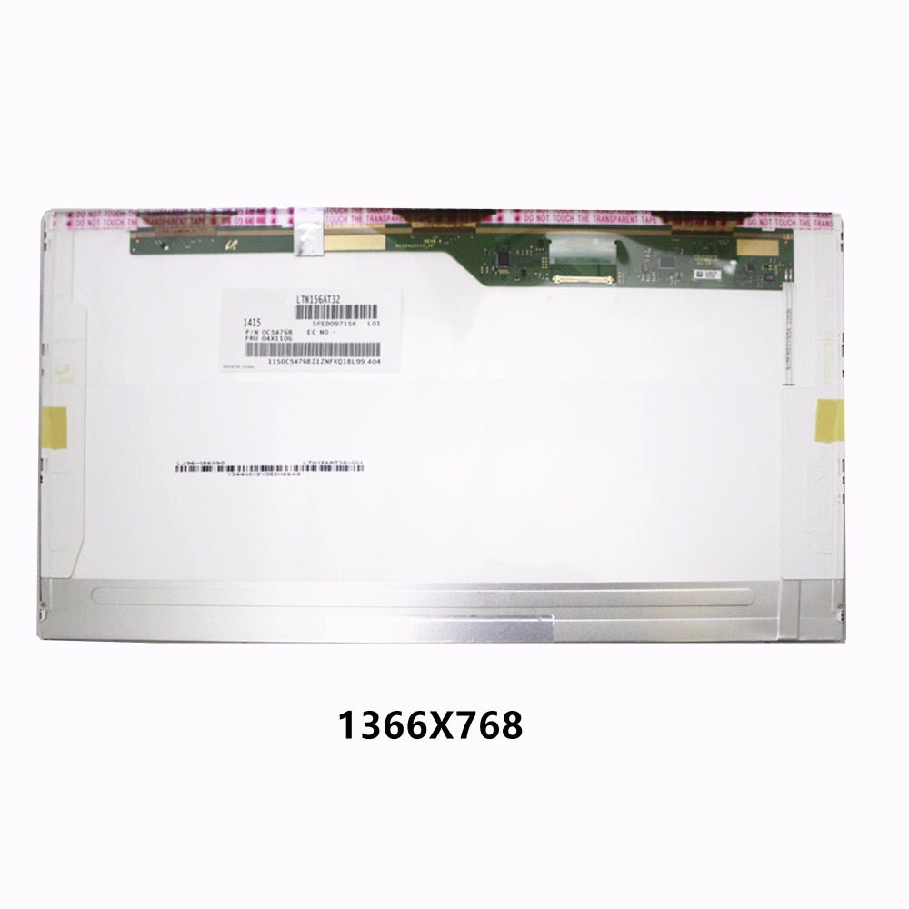 15.6 inch New Genuine for HP Pavilion G6 Series Laptop LCD Screen Panel Display Matrix Replacement Parts 1366x768 WXGA 40 pins peterhof кастрюля 4 7л 5 ти слойное капсульное дно