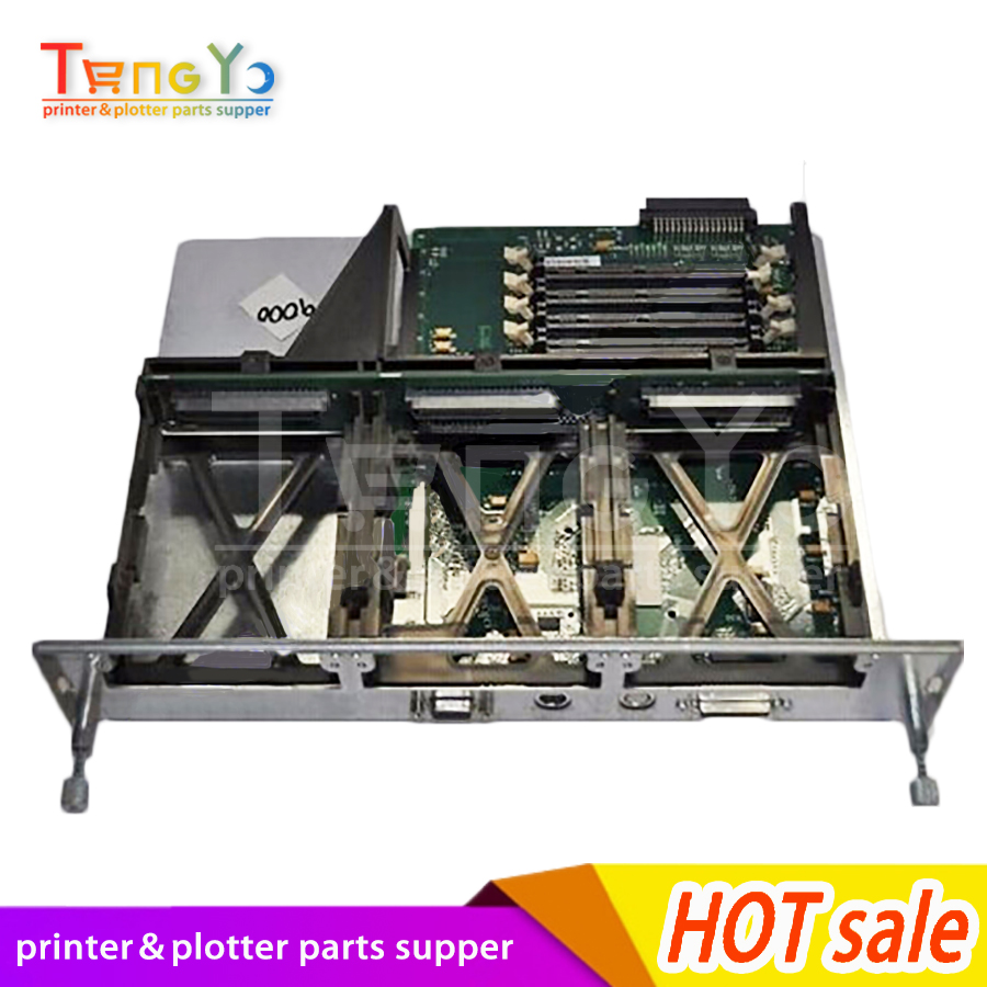 Free shipping 100% test for HP9000 Formatter Board C8519-67901 printer parts on sale