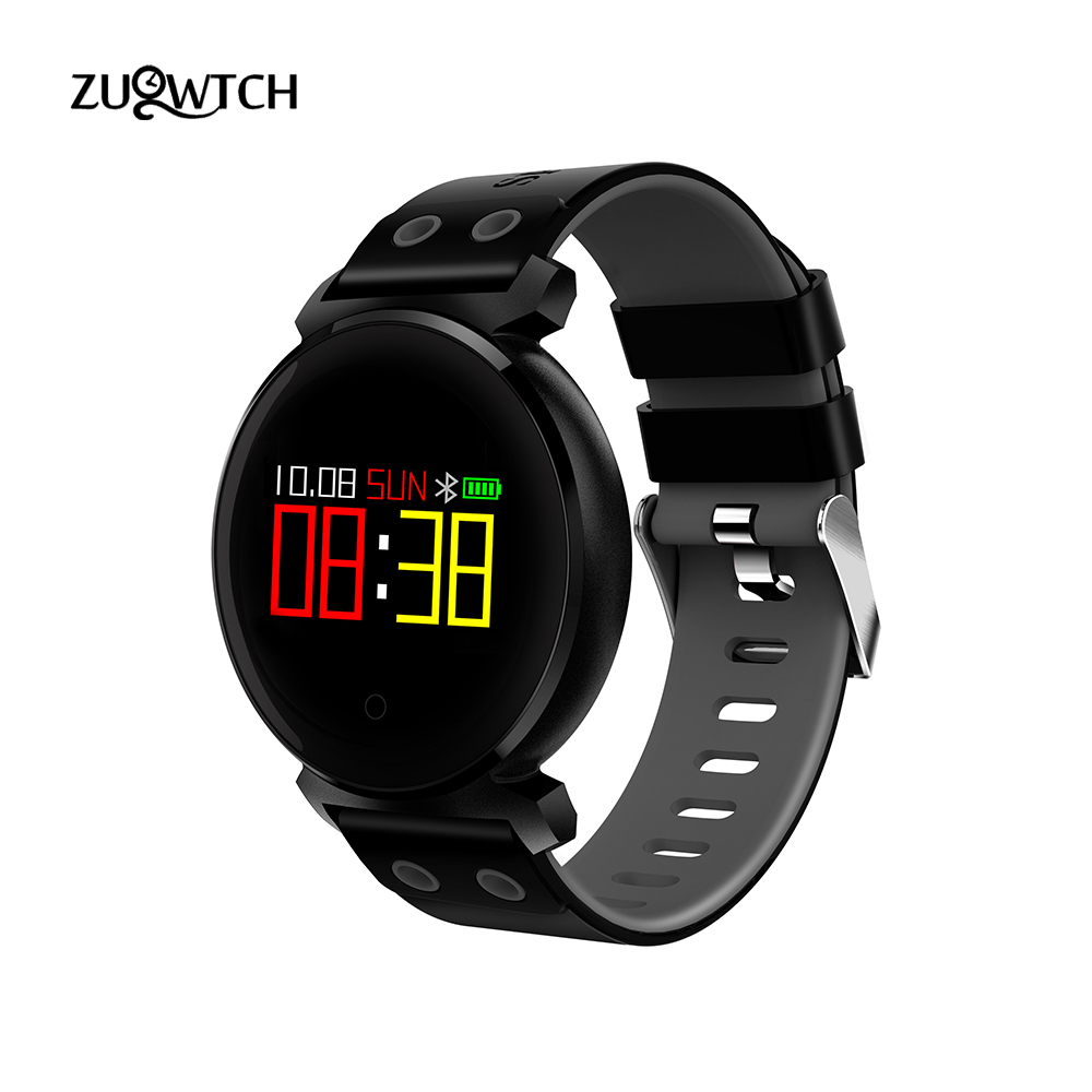 Bluetooth smart wristband heart rate monitor IP68 Waterproof smart bracelet fitness tracker smart band watch IOS Android Phones sports fitness tracker smart watch bracelet i7 bluetooth 4 0 wristband waterproof health heart rate monitor