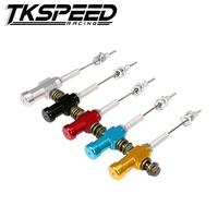 FREE SHIPPING Motorcycle Performance Hydraulic Brake Clutch Master Cylinder Rod System Performance Efficient Transfer Pump