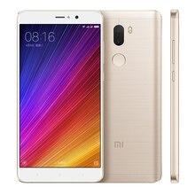 Original Xiaomi Mi5S Plus 4GB RAM 64GB ROM Mobile Phone Snapdragon 821 Quad Core 5.7inch FHD Fingerprint ID NFC Dual camera