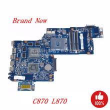 NOKOTION Brand new H000041510 laptop motherboard For Toshiba Satellite C870 L870 17 3 7610M HD4000 DDR3