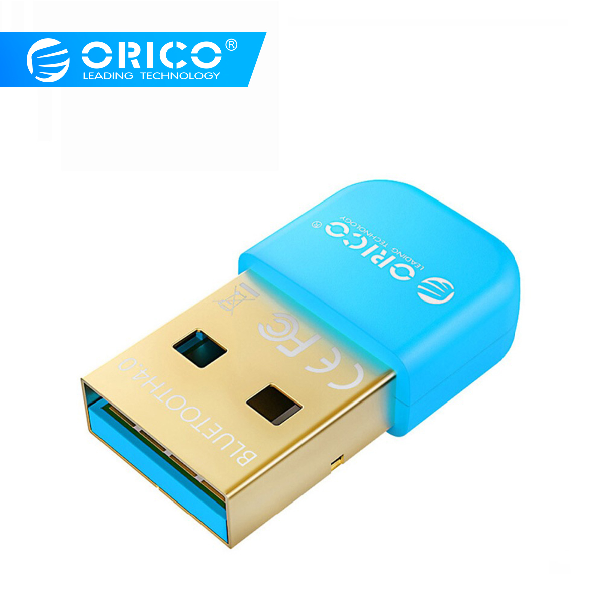 ORICO Bluetooth4.0 Adapter <font><b>USB</b></font> Dongle Sender Empfänger für PC für Windows Vista Kompatibel <font><b>Bluetooth</b></font> 2,1/2,0/3,0 image