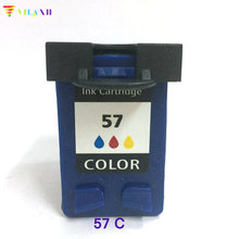 vilaxh For hp57 Ink cartridge C6657A for hp 57 for hp 5150 450CI 5550 5650 7760 9650 PSC 1315 1350 2110 2210 2410 printer ink j7934a j7934g for hp 620n jetdirect 10 100tx 5200 5550 9050 printer server card