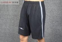 DZ21006 мужские баскетбольные футбольные шорты для бега фитнес, тренажерный зал короткие быстросохнущие свободные шорты для упражнений