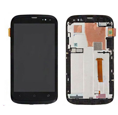 for htc desire x t328e lcd display screen with touch. Black Bedroom Furniture Sets. Home Design Ideas