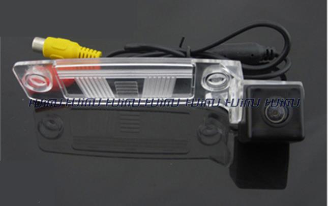 wire wireless Car Rear View camera for Kia Sportage R KIA K3 Sonata NF NFC YF CVVT-i Transform Reverse paking camera