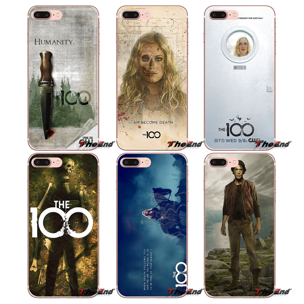 coque iphone 8 the 100 serie