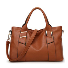 Women Leather Bag Big Women Shoulder Bags Women Handbags High Quality Women messenger bags cowhide bag ladies
