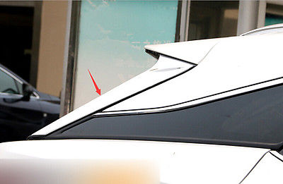 Stainless Steel Rear Window Sill Trim 2pcs  for LEXUS RX200t RX450h 2016Stainless Steel Rear Window Sill Trim 2pcs  for LEXUS RX200t RX450h 2016