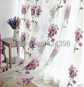aliexpress : hohe qualität rustikalen fenster vorhänge für, Wohnzimmer dekoo