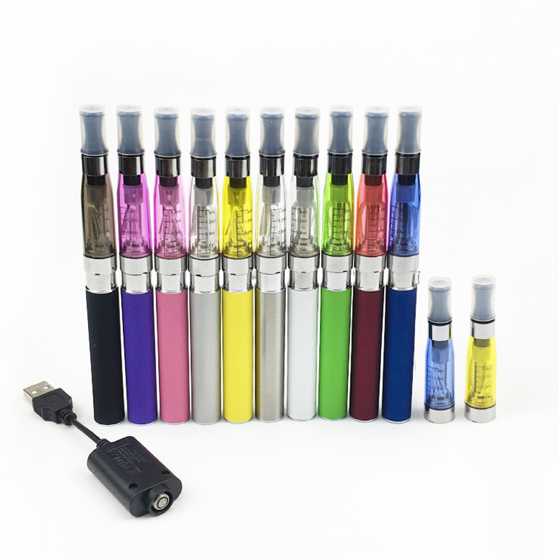 Pilote Vaporisateur 1300 mah Ego CE4 Blister Kits + 2 pcs CE4 Atomoizers Kits EVOD Haute Qualité SMOK Cigarette Électronique elektronik sigara