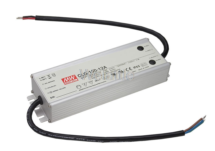 цена на [Cheneng]MEAN WELL original CLG-150-12 12V 11A meanwell CLG-150 12V 132W Single Output LED Switching Power Supply