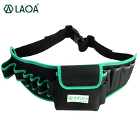 LAOA Waterproof Multi Function Portable Electrician Repair Waist Tool Bag Belt Easy To Carry Screwdriver Pliers