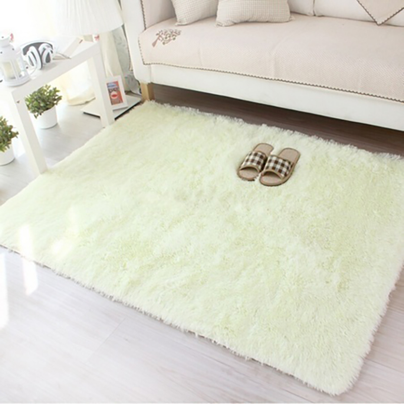 Free Shipping Fluffy Rugs Anti Skid Gy Area For Home Living Rooms