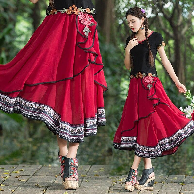 Мексиканские юбка