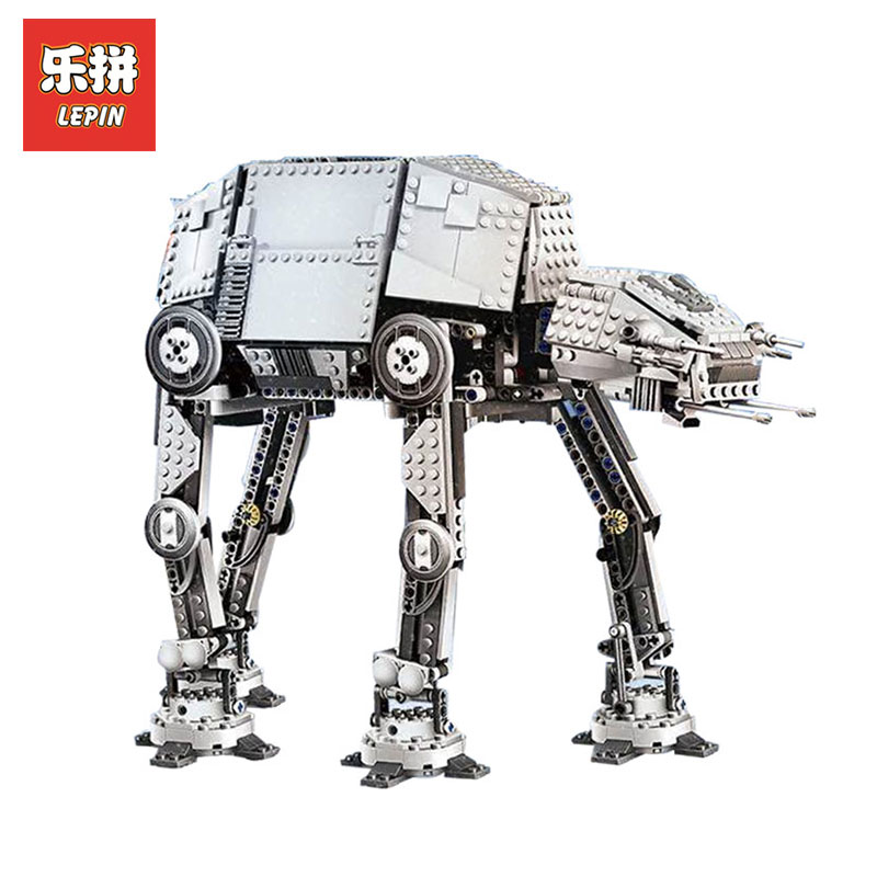 LEPIN 05050 Star Wars Classic 1137pcs the robot Model Building blocks Bricks Classic LegoINGly 10178 toys for Boys Childre Gift star wars boys black
