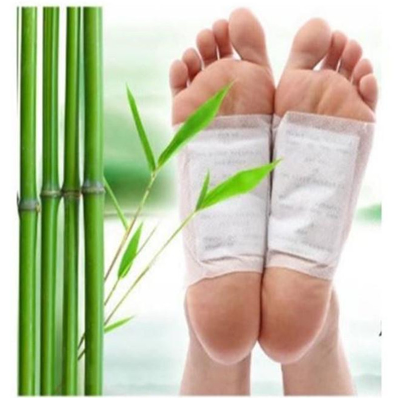 20pcs=(10pcs Patches+10pcs Adhesives) Detox Foot Patches Pads Good   Pad Patch 2018 Hot Selling