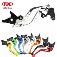 3D Aluminum Adjustable Motorcycle Brake Clutch Levers For Yamaha XT660 XT660R XT660X 2004 2013 05 06