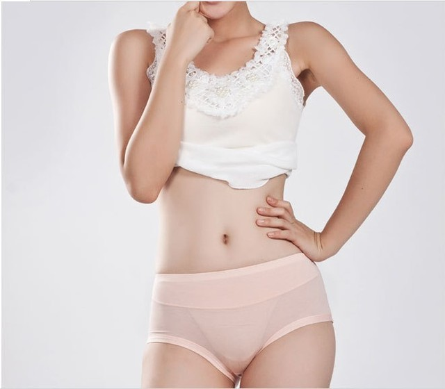 013 NEW Free shipping Charming Sexy Women Padded Seamless Butt  Shaper Big pants  Underwear for girl