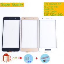 For Huawei Honor 5A CAM-L23 CAM-L03 CAM-L21 CAM-AL00 Y6II Touch Screen Panel Sensor Digitizer Front Glass Touchscreen Y6ii
