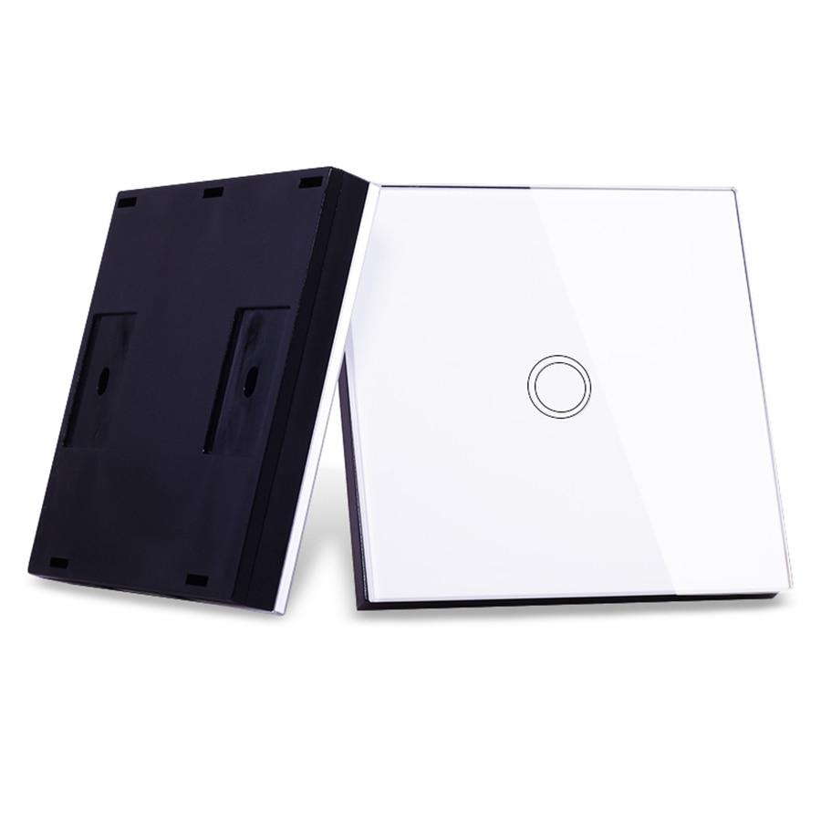 Original VHOME Smart Home universal 433MHZ ev1527 3V Glass panel ...