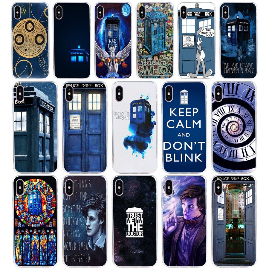 Phone Bags & Cases Cellphones & Telecommunications Bright 121sd Tardis Doctor Who Gift Soft Silicone Tpu Cover Phone Case For Iphone 5 5s Se X Xr Xs Max Case