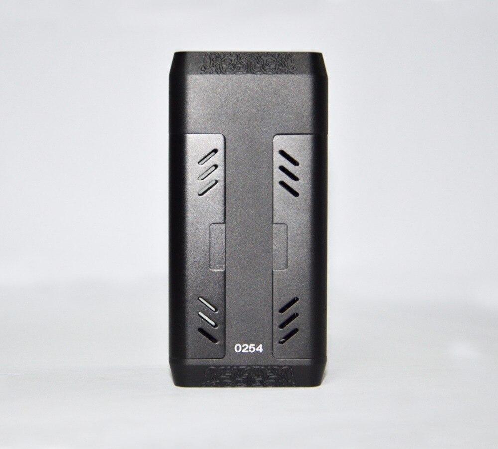 Cigarette électronique Vaporisateur Marteau de Dieu V4 Boîte Mécanique Mod fit 4*21700 Batterie Énorme Puissance pour Mech RDA RTA 510 Atomiseurs Réservoir - 4
